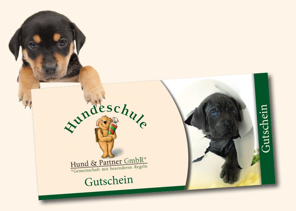 Hund & Partner Hundeschule Lauterbach Gutschein